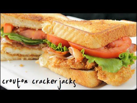 Chicken Club Sandwiches Recipe!! – How to Make Chicken Clubs