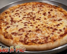 How to make Homemade Pizza From Scratch – Recipe by Laura Vitale – Laura in the Kitchen Ep. 86 ...