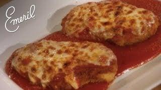 mqdefault66 Classic Italian Chicken Parmigiana Recipe   Emerils Classic Dishes   Emeril Lagasse   food recipe image