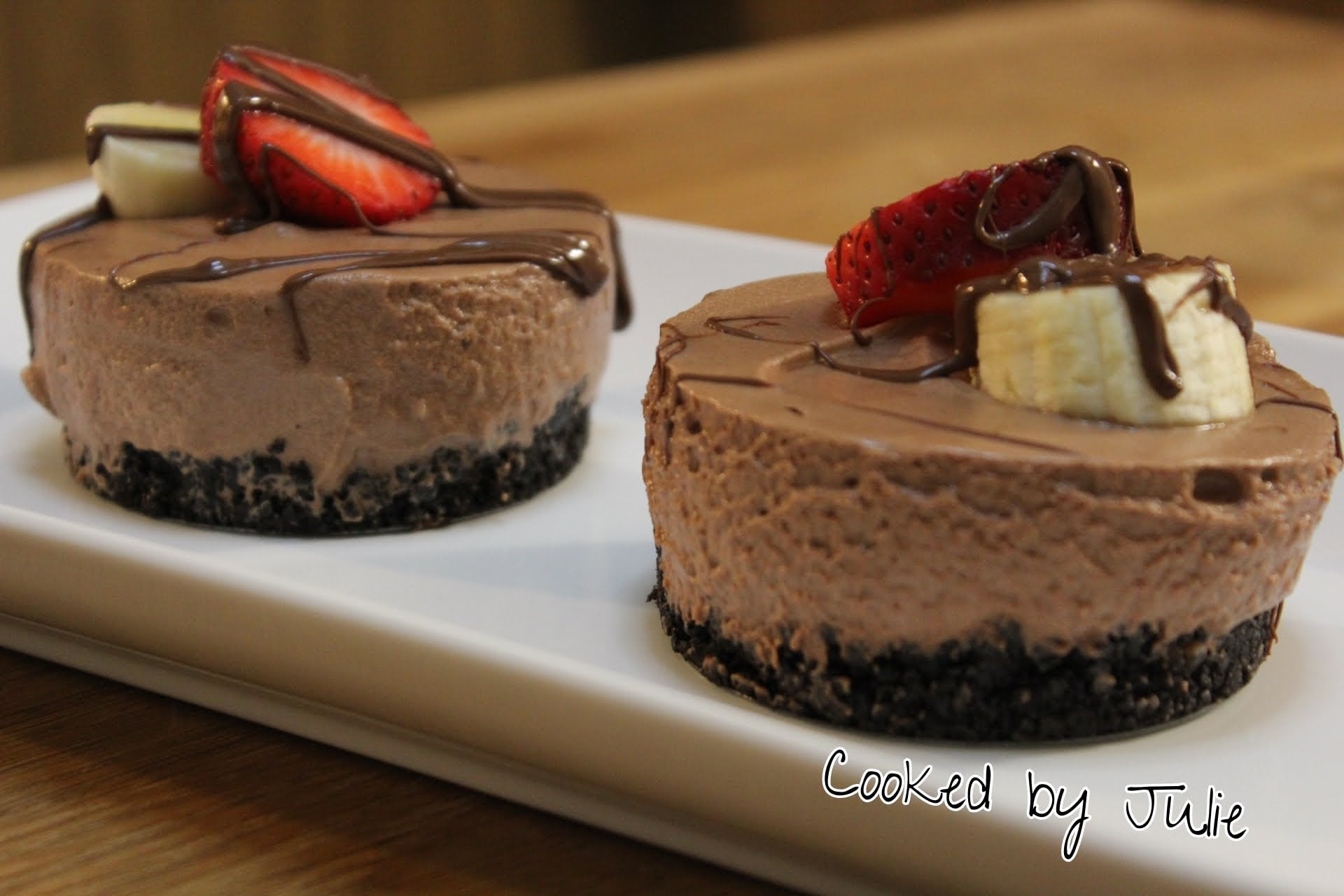 Nutella Mousse – Cooked by Julie – Episode 26