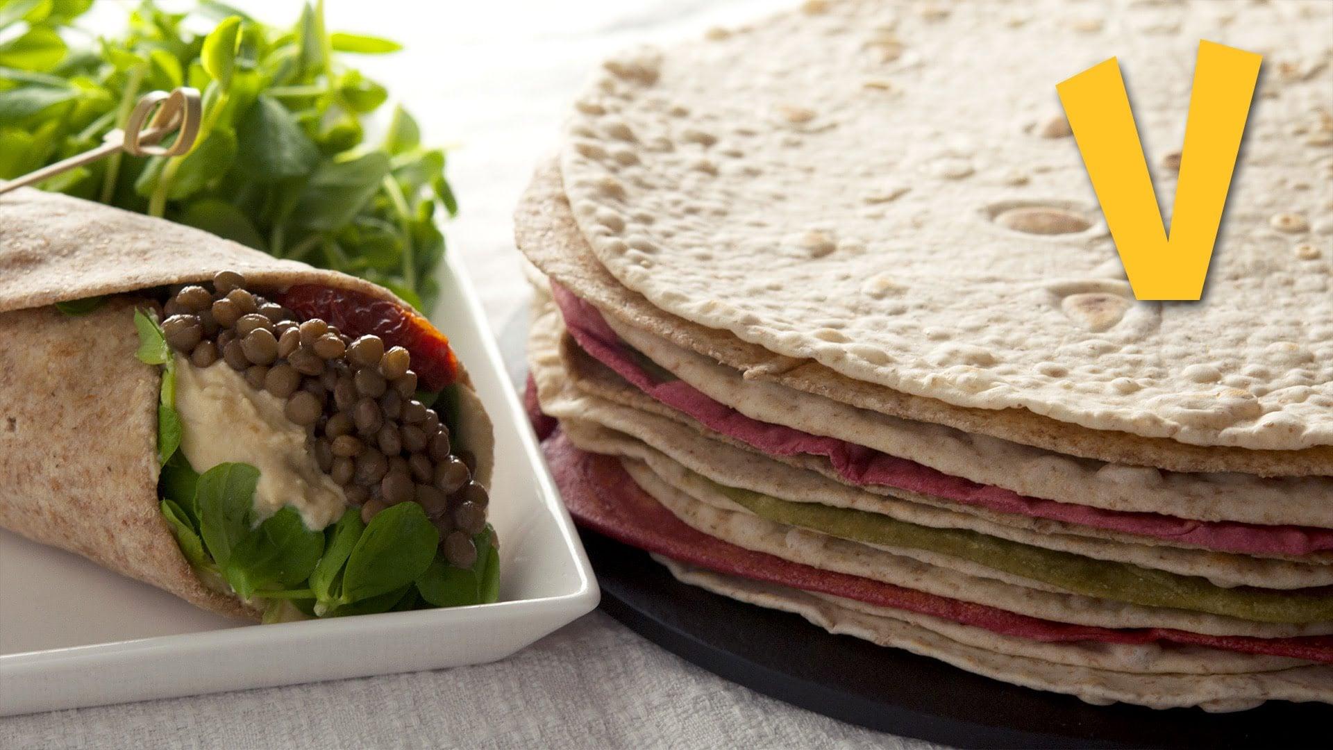 Tortillas – Recipe by The Vegan Corner