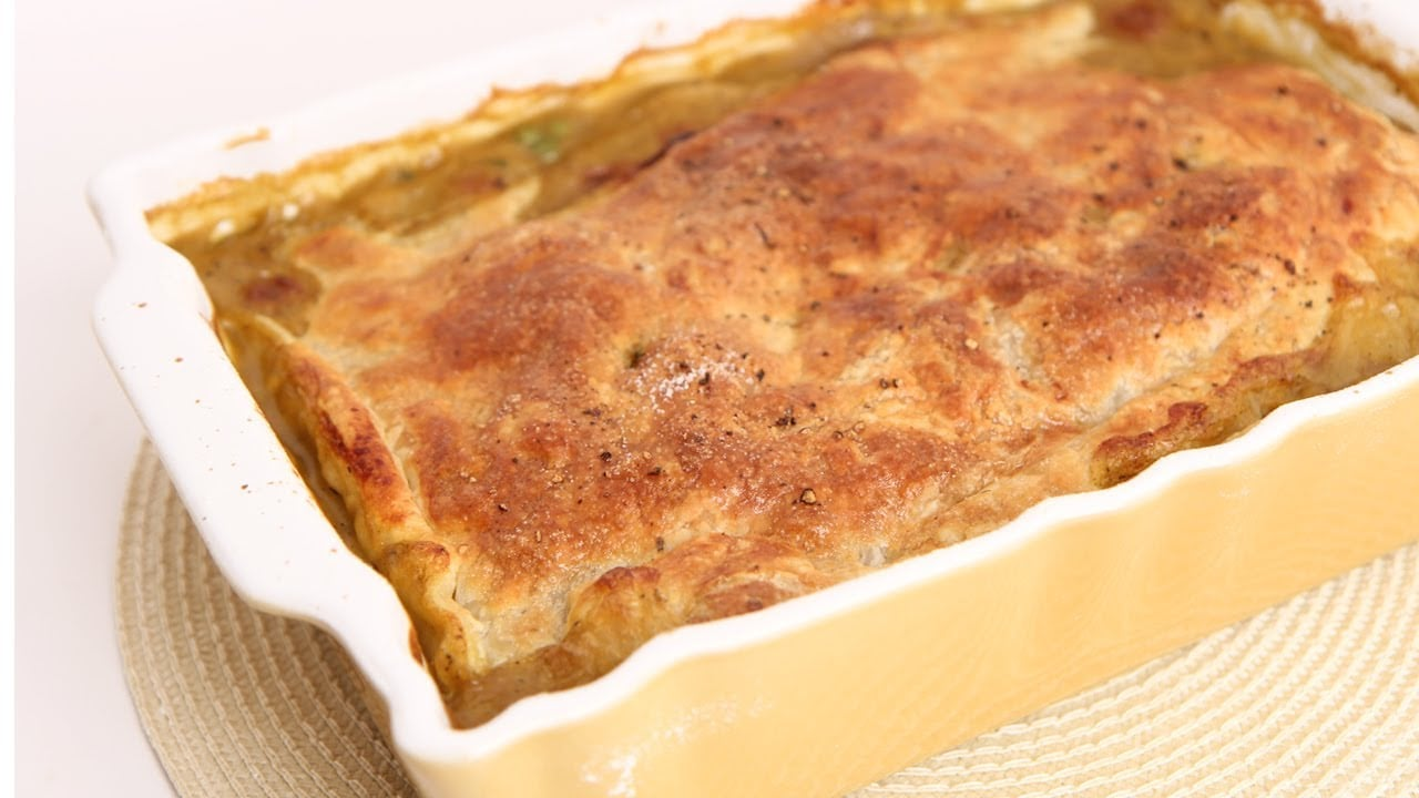 Vegetable Pot Pie Recipe – Laura Vitale – Laura in the Kitchen Episode 671