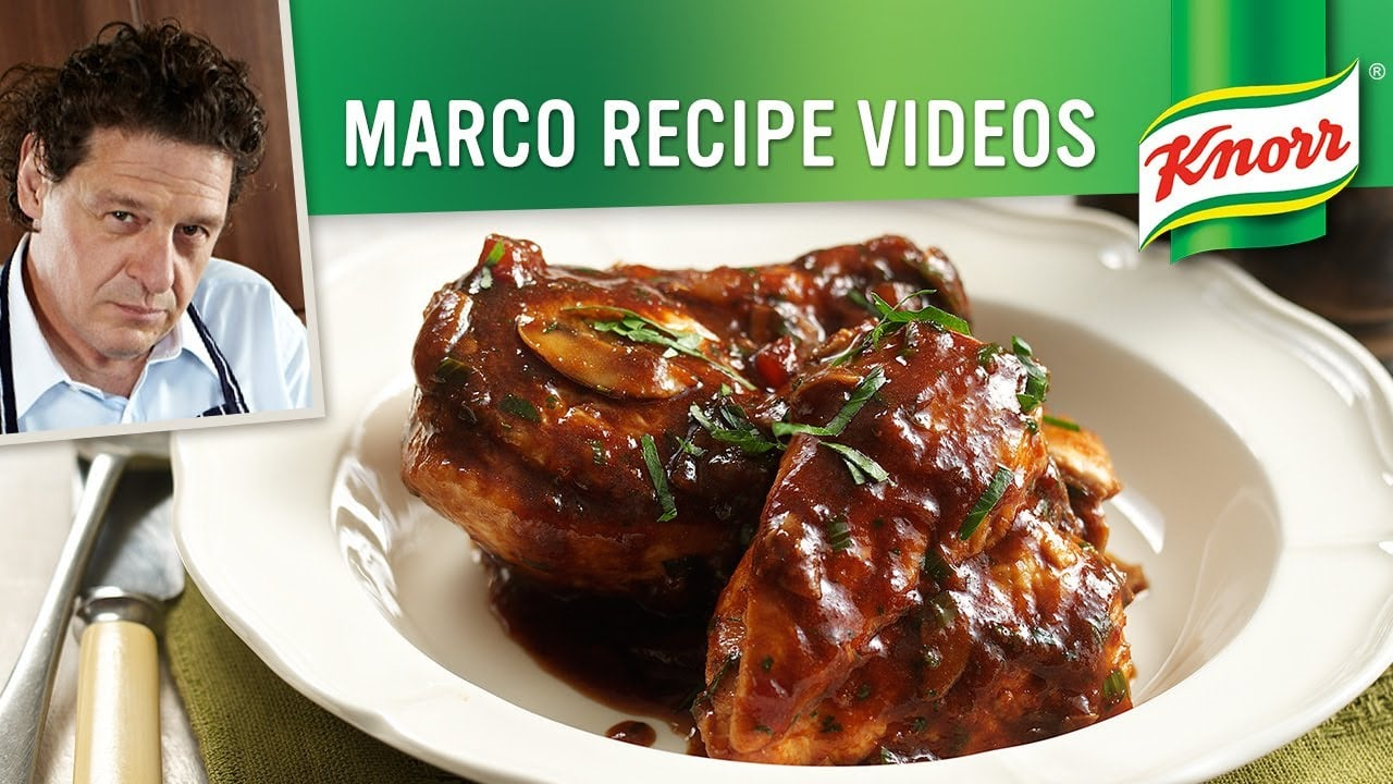 Chicken Chasseur Recipe | Marco Pierre White