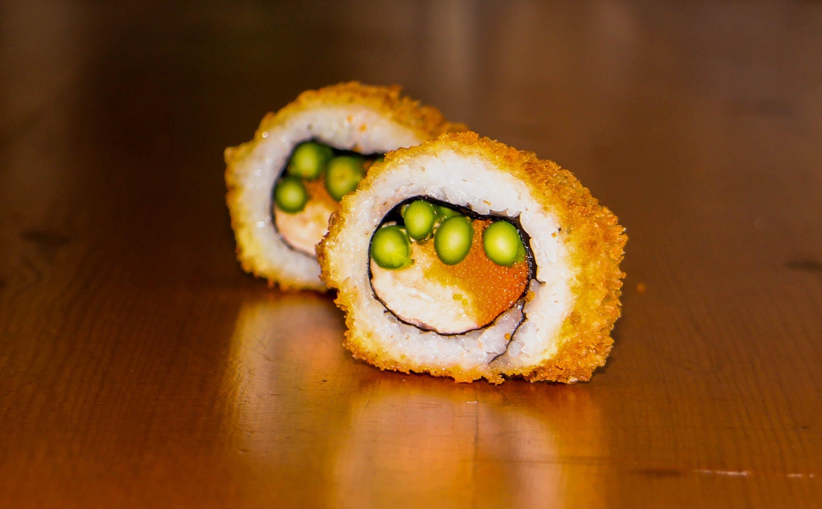 Deep Fried Sushi Roll Recipe – Crispy Tempura Recipe