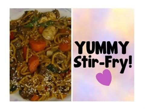 Delicious Stir Fry Recipe
