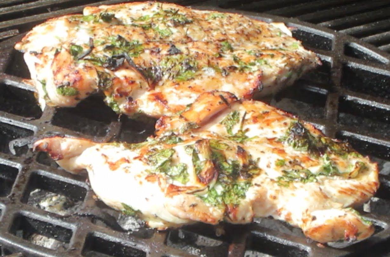 Easy Grilled Chicken Recipe (Quick)- BenjiManTV