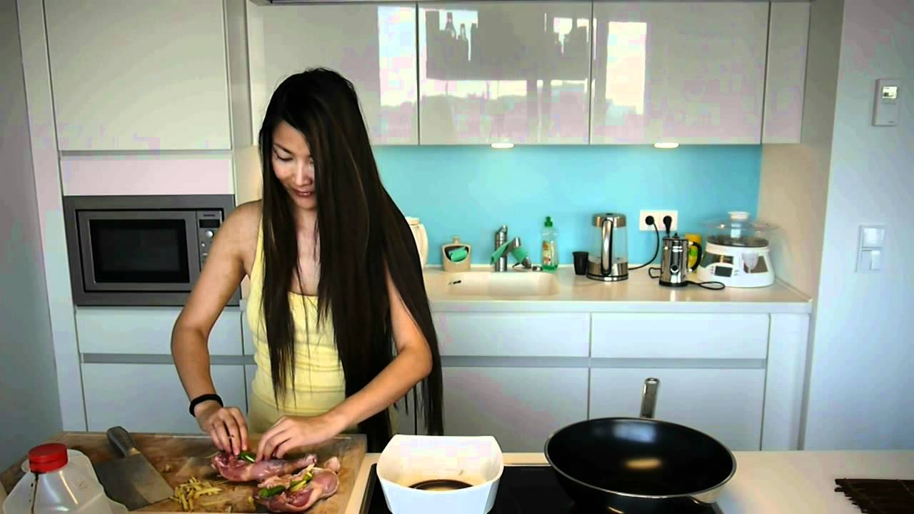 Fast Cooking – Crispy Roasted Chicken Leg