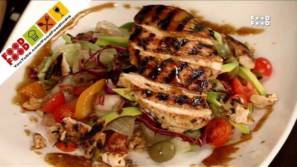 grilled chicken salad with citru 1024x576 recipe home   food recipe image