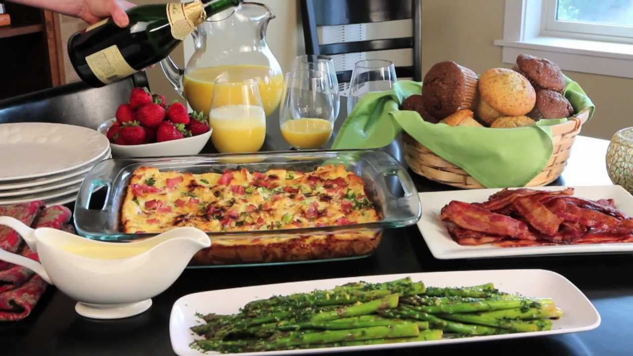 Holiday Brunch-Easy and Elegant Christmas Breakfast-Allrecipes