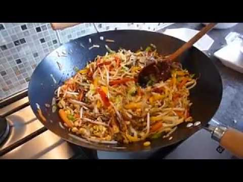 How to Make Stir Fry Noodles – Quick and Easy Recipe!