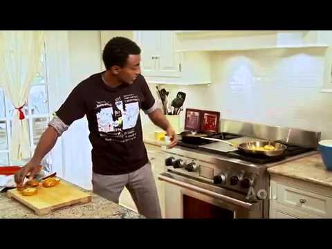 Marcus Samuelsson's Chorizo Slider Burgers Recipe