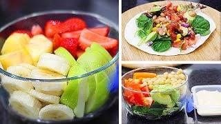 mqdefault17 Back To School 3 DIY Easy Healthy Vegan Lunch Recipes   food recipe image