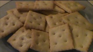 mqdefault33 Homemade Saltine Crackers   food recipe image