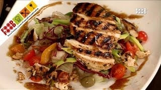 mqdefault422 Grilled Chicken Salad with Citrus Dressing | Food Food India   Fat To Fit | Healthy Recipes   food recipe image