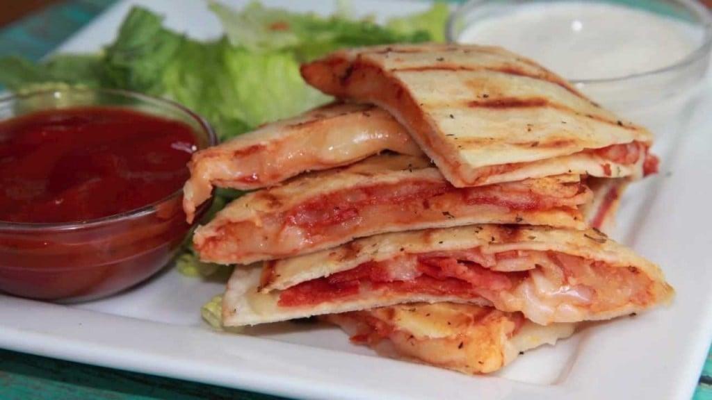 pepperoni pizza quesadilla recip 1024x576 recipe home   food recipe image
