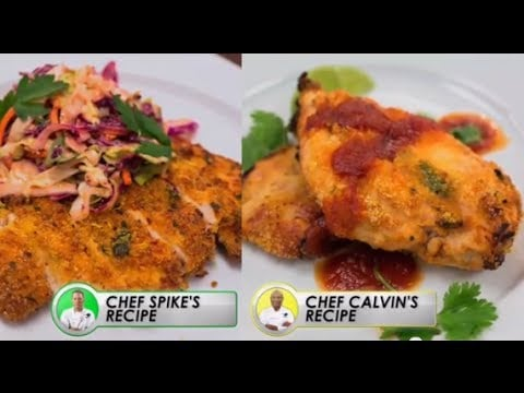Recipe Rehab TV, Season 1: Fried Chicken Made Healthy