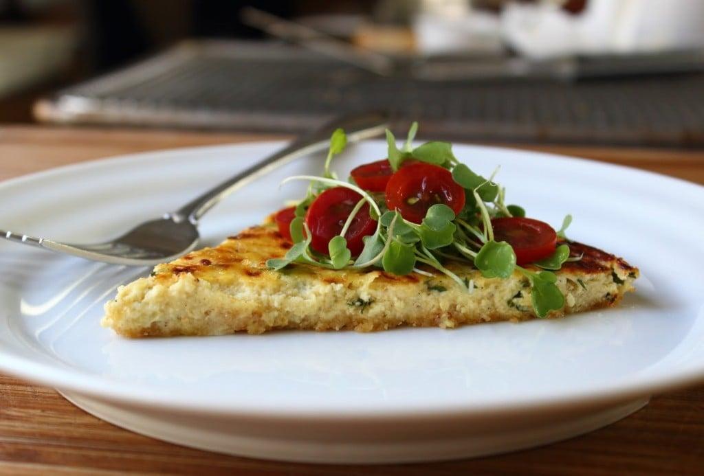 savory ricotta tart easy herbed 1024x693 recipe home   food recipe image