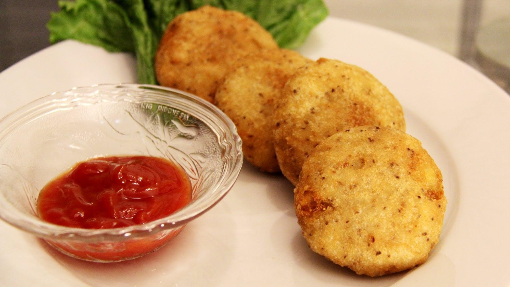 Suji Kachori Recipe | Indian Vegetarian Snacks Appetizer Recipe | foodsandflavorsbyshilpi.com
