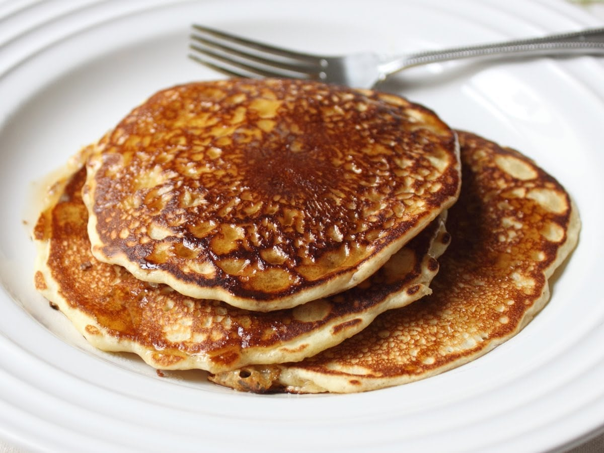 The Best Pancakes – Old Fashioned Pancakes Recipe