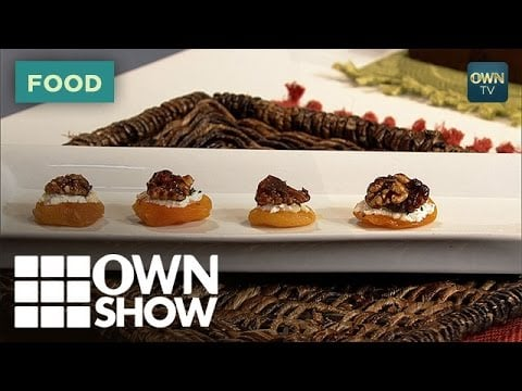 The Dried Fruit and Cheese Appetizer | #OWNSHOW | Oprah Winfrey Network