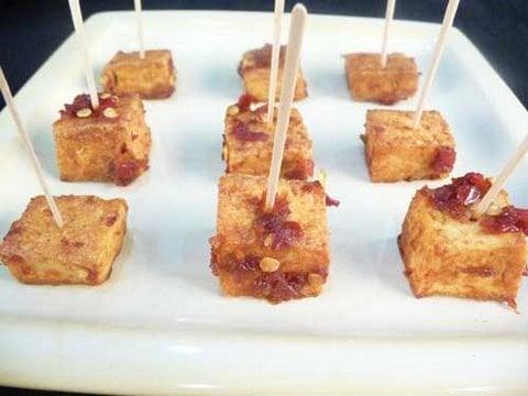 Tofu Stir Fry – Vegetarian Appetizer Recipe