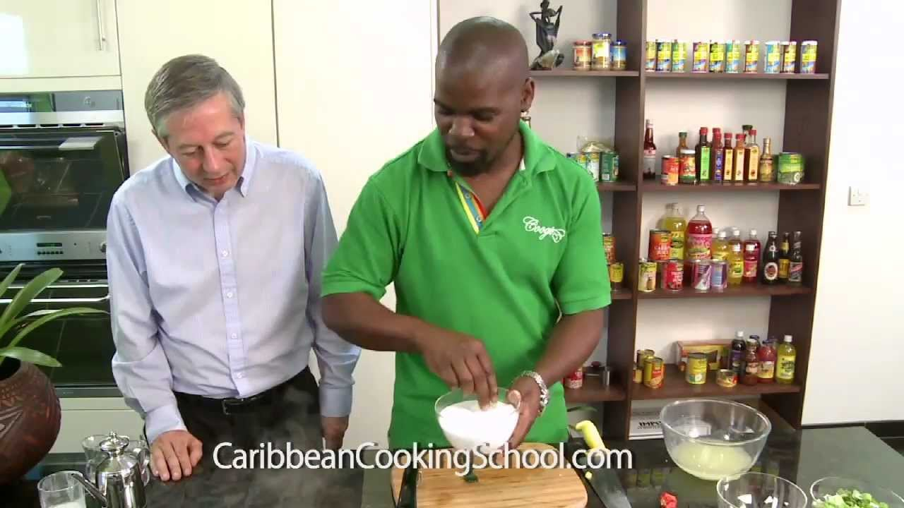 Vegetarian Ackee Jamaican Dish Caribbean Cooking School