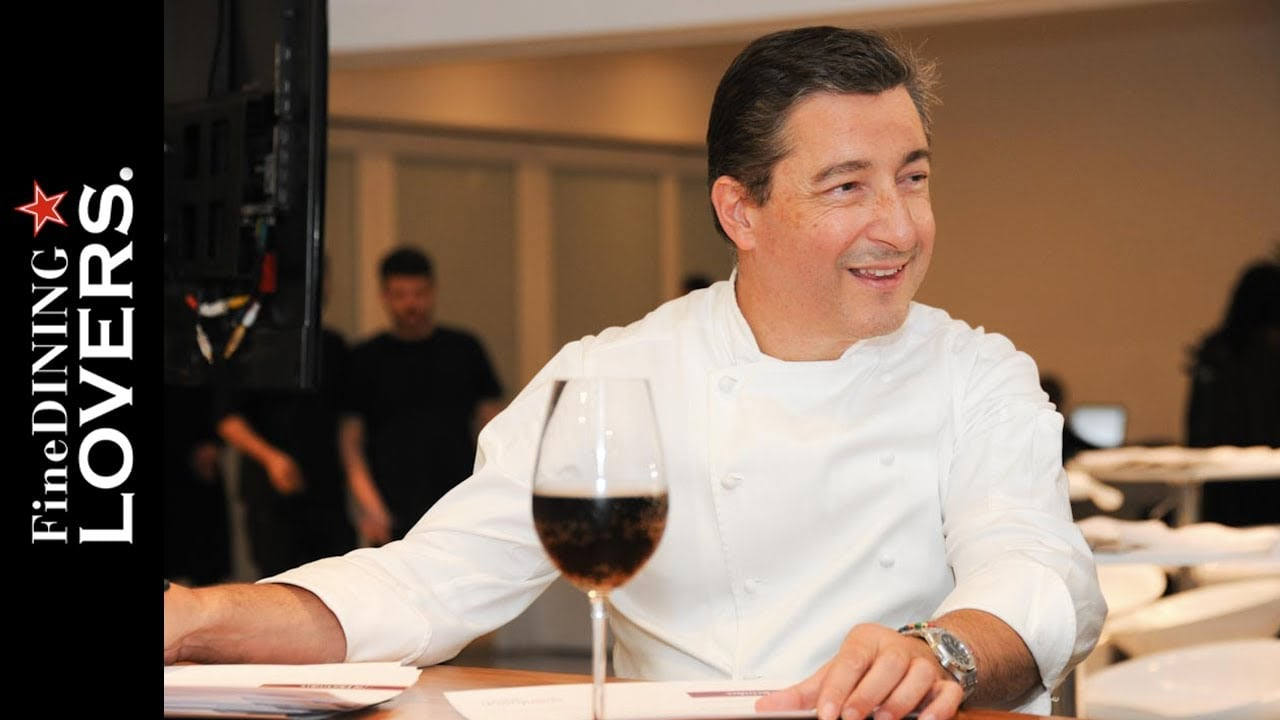 Best chefs in the world: Joan Roca | Fine Dining Lovers by S.Pellegrino & Acqua Panna