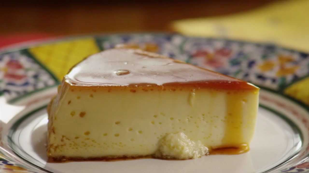 How to Make Easy Baked Flan