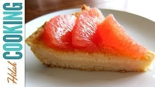 mqdefault302 Pink Grapefruit Pie   Unique Dessert Recipe   food recipe image