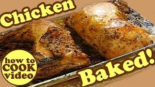mqdefault317 How To Cook Chicken Leg Thighs Breast Baked Fried   Dinner Recipes Bake Baking Dishes Recipe Jazevox   food recipe image