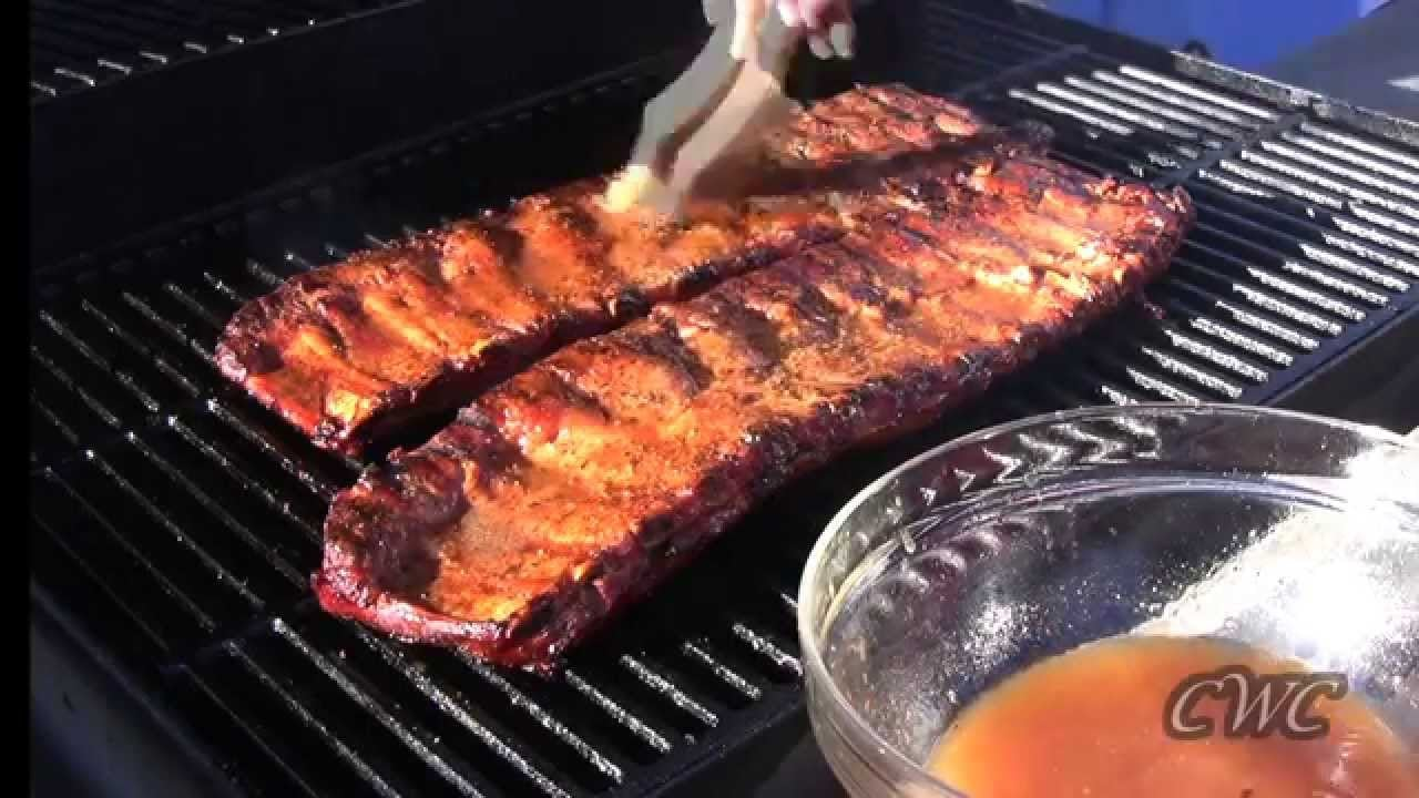 Slow Smoked BBQ Ribs Recipe |Cooking With Carolyn