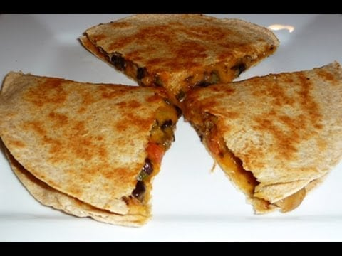 vegetarian quesadilla mushrooms recipe home   food recipe image