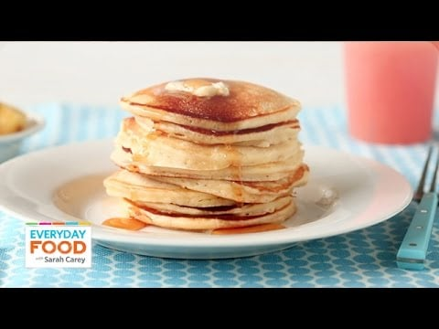 Easy Mother's Day Pancake Recipe – Everyday Food with Sarah Carey