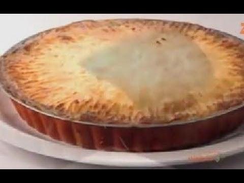 Vegetarian Shepherd's Pie – Sanjeev Kapoor – Khana Khazana