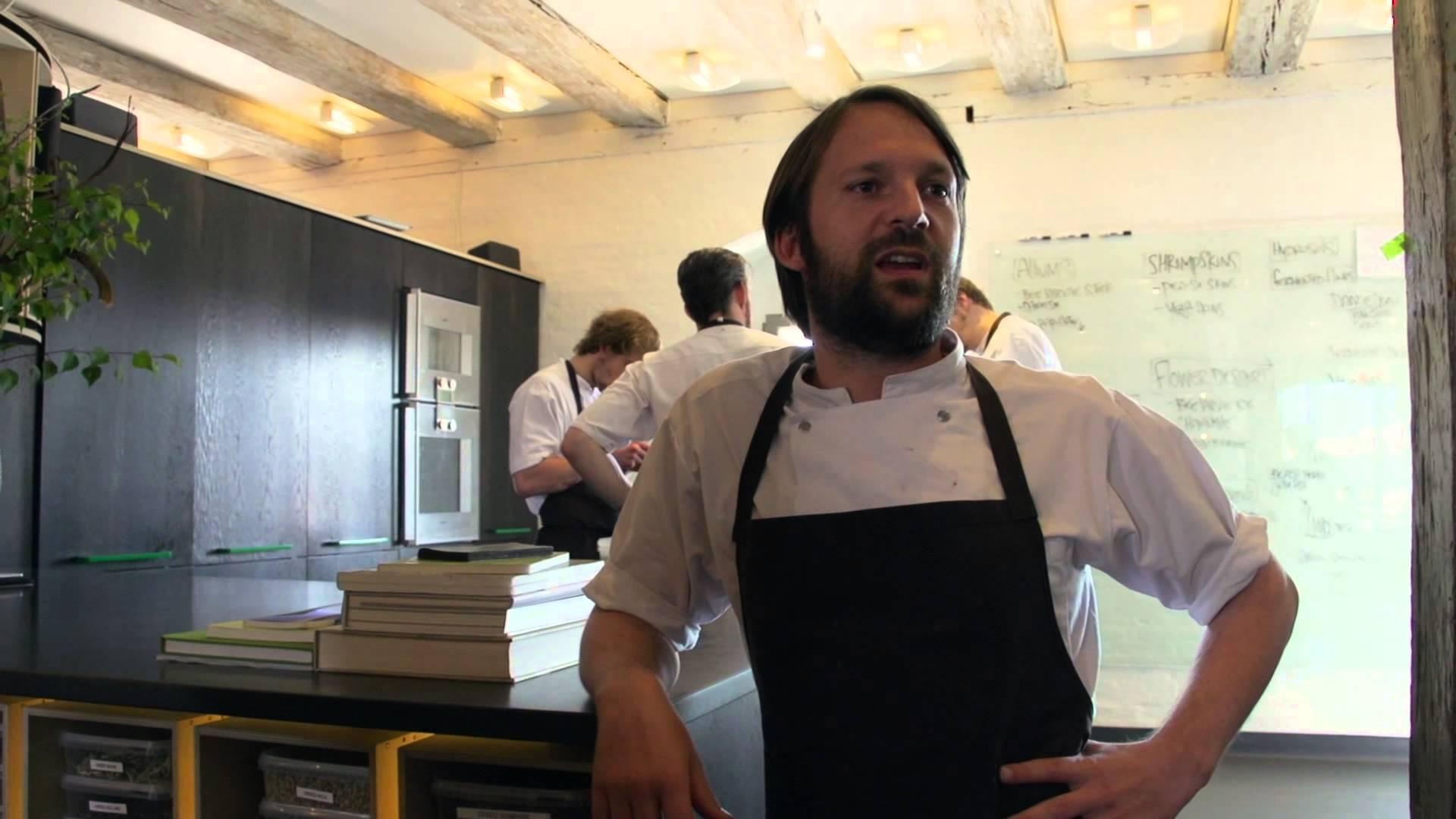 A Tour of Copenhagen's Noma with Chef René Redzepi
