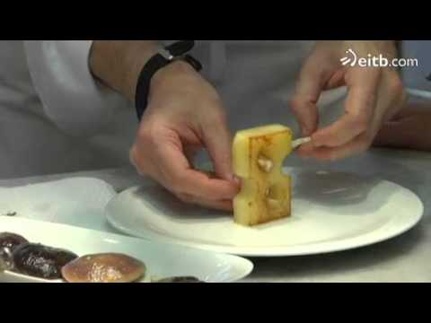 Arzak y Terol han preparado una patata con hongos espectacular