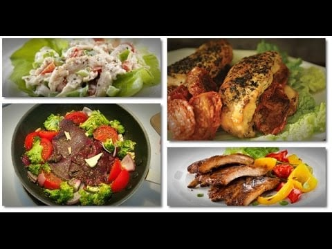 Over 370 Easy Paleo Recipes: Paleo Diet Recipe + 8 Week Meal Plan!