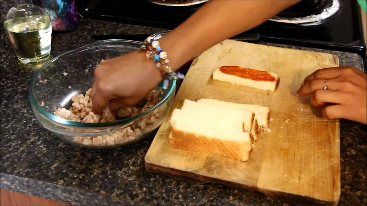 Potato Sesame Fingers Recipe: Quick Easy Indian Vegetarian Snacks Appetizers Breakfast Rec
