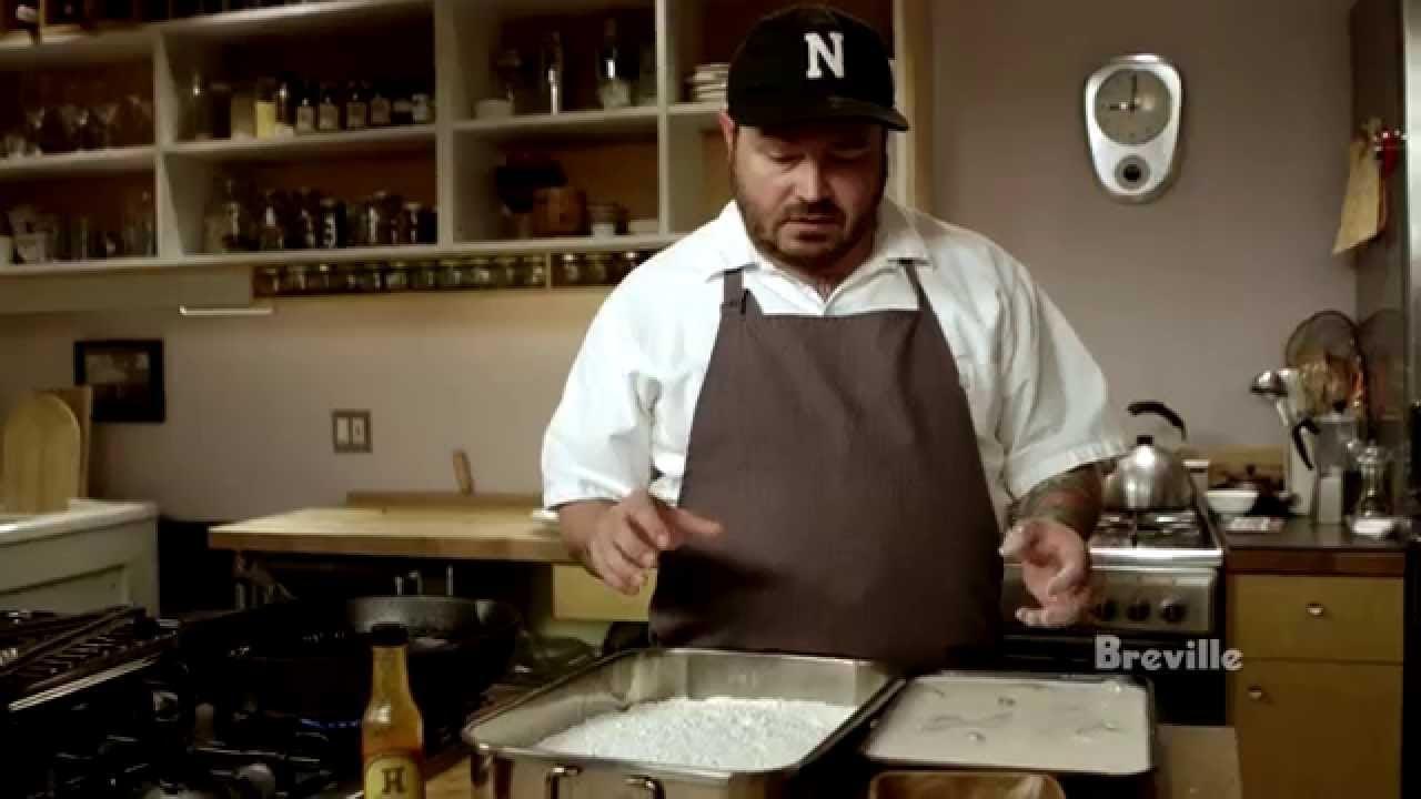 Breville Presents: Heritage Cookbook Recipe Fried Chicken & Husk Hot Sauce