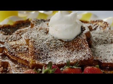 Brunch Recipes – How to Make Caramelized French Toast