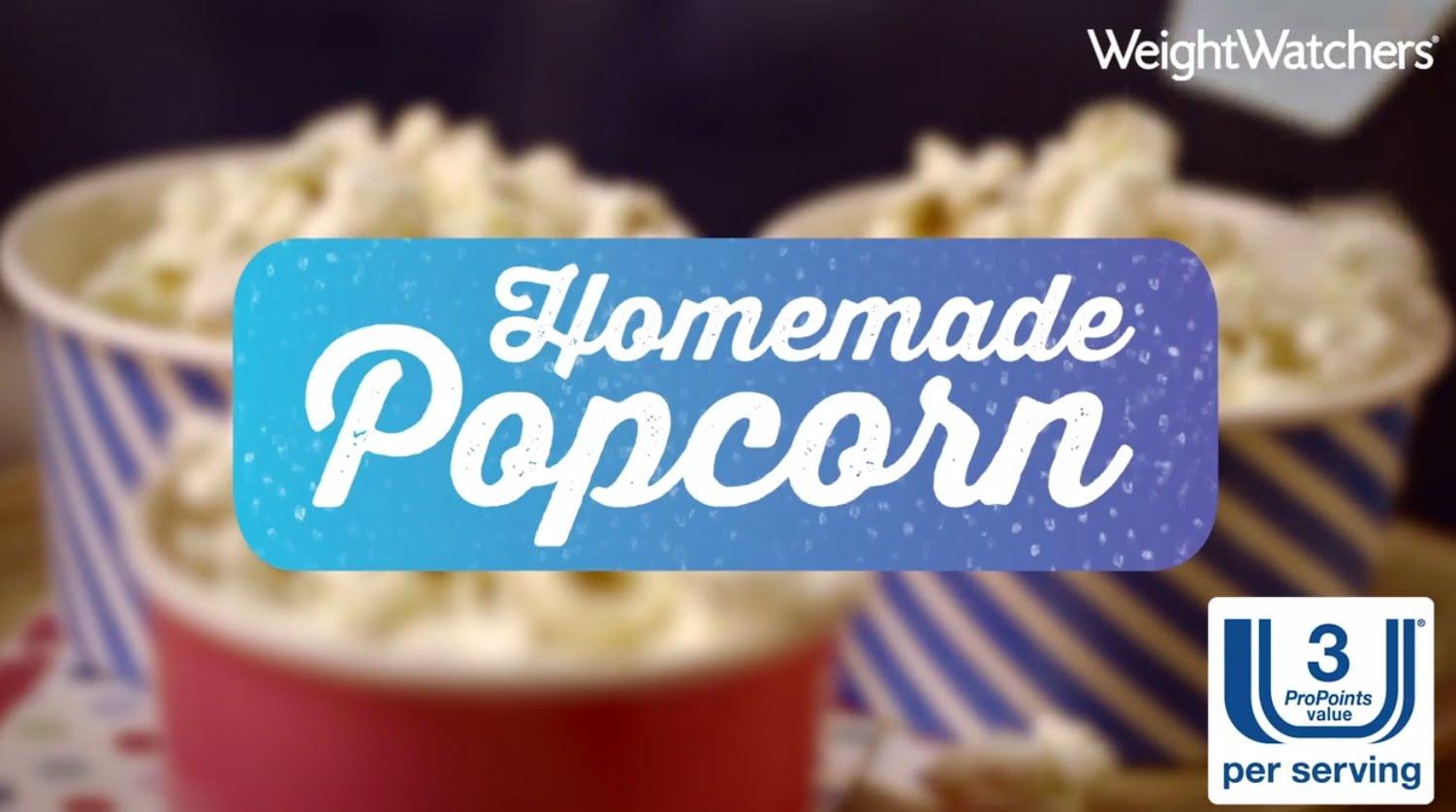 Gluten Free Popcorn – Healthy Recipes From Weight Watchers