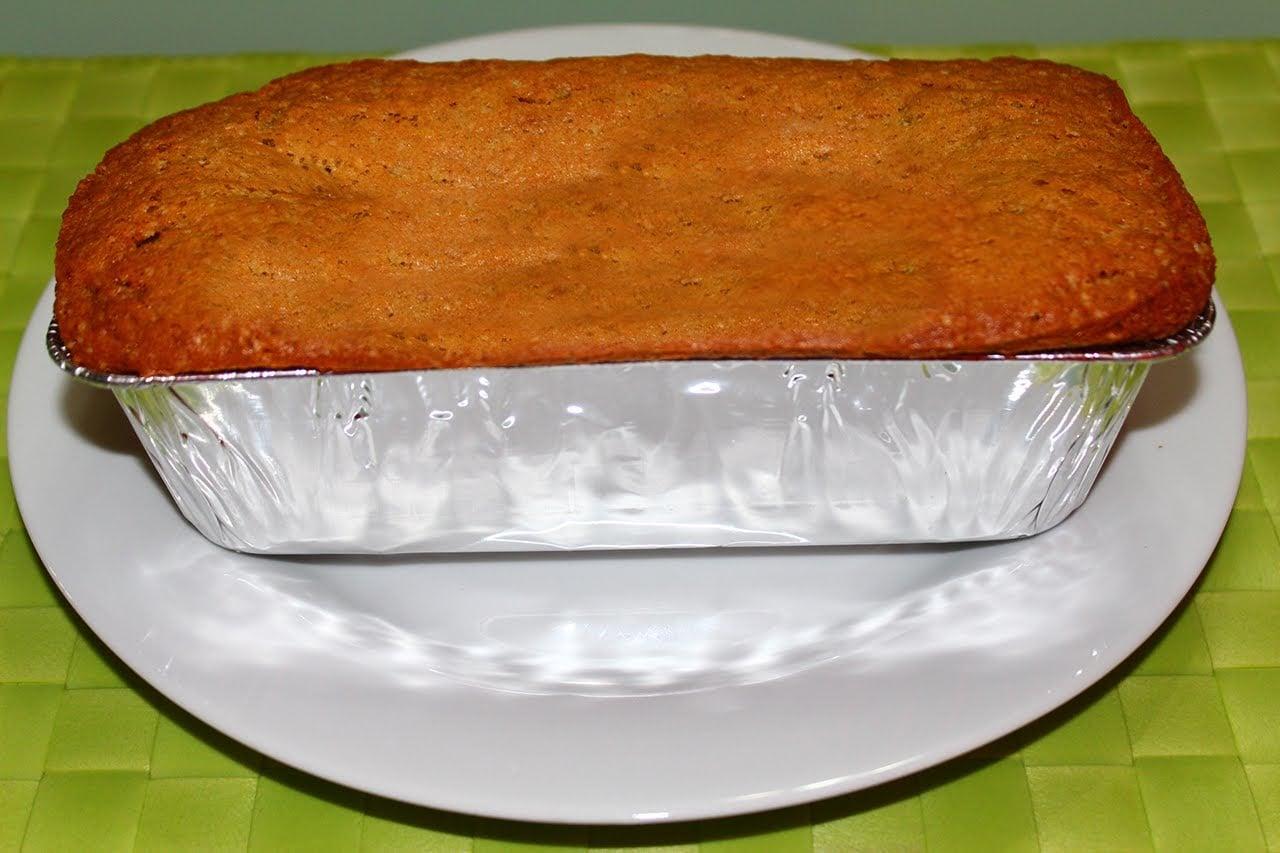 How to Bake Banana Cake Recipe – English