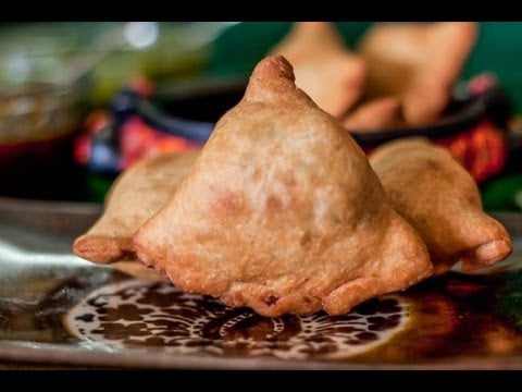 How to Make Samosa With Spicy Potato Filling | Recipe By Archana