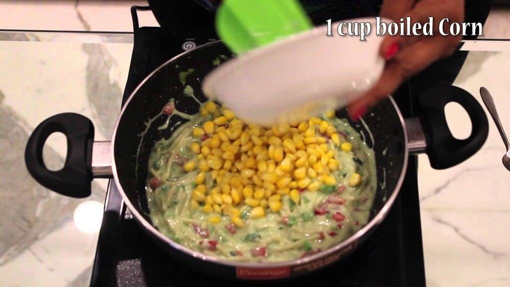 spaghetti roll appetizers snacks1 1024x576 recipe home   food recipe image