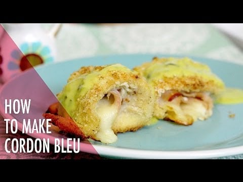 Chicken Cordon Bleu Quick and Easy Recipe. TastyDelights