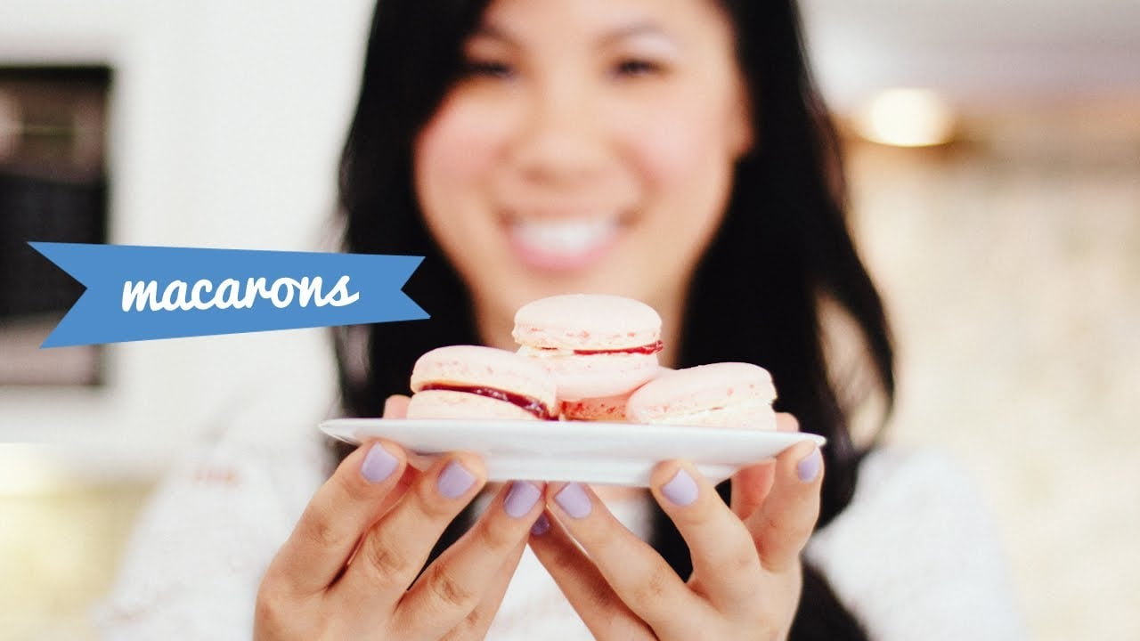 Easy French Macaron Recipe – HoneysuckleCatering
