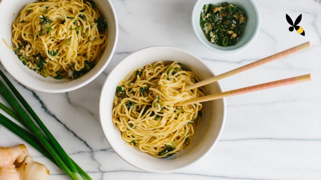Momofuku Ginger Scallion Noodles – HoneysuckleCatering ...