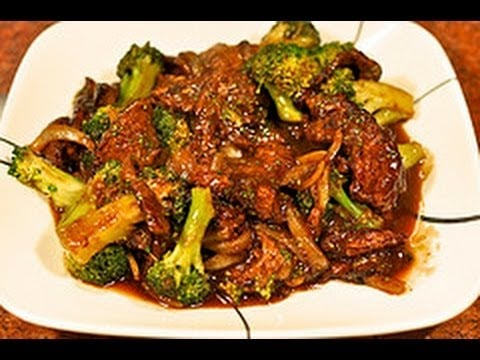 Wok Cooking The Best Beef with Broccoli recipe / World of Flavor