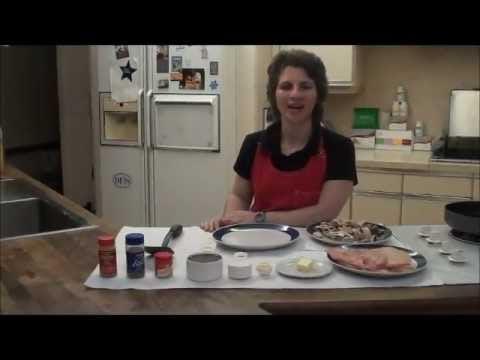Diabetic Dinner Recipe: Chicken Marsala