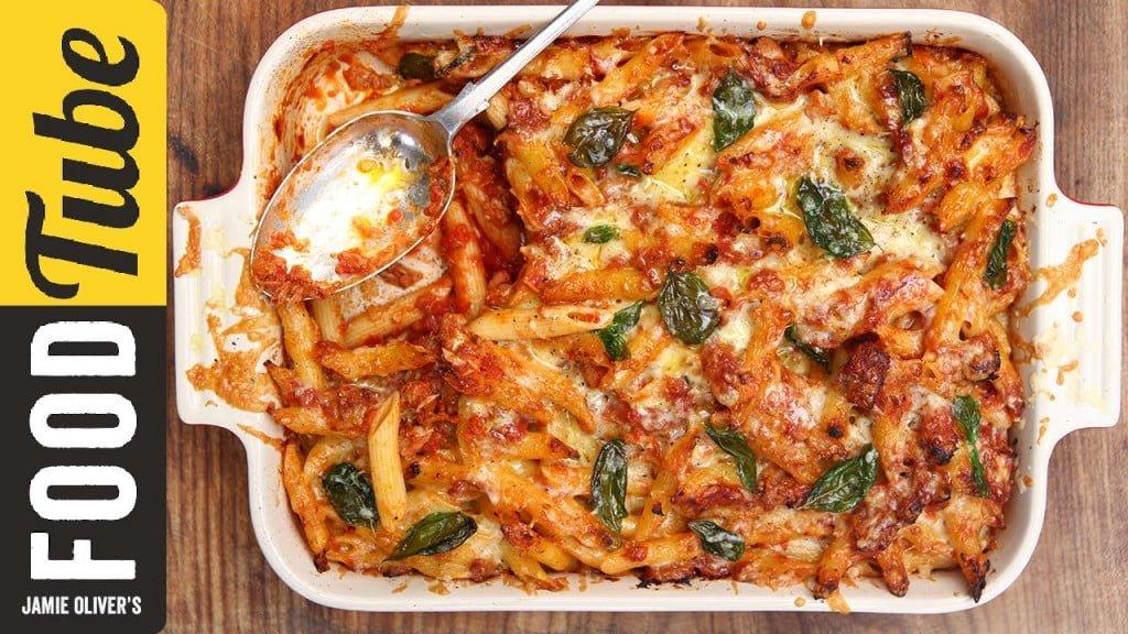Easy Tuna Pasta Bake | KerryAnn Dunlop | Recipes around the world!